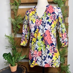Old Navy | Floral Blouse